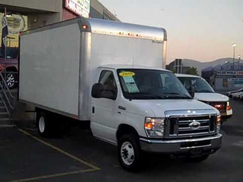 2010 Ford E350 15 Foot Cube Van For Sale Queens Ny Near