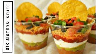 Personal Salsa Cups | Six Sisters Stuff