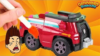Paw Patrol Vehicle Upgrades get painted the Wrong Colors! thumbnail