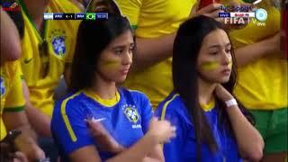 【アルゼンチンxブラジル】10ー1のやばい試合...