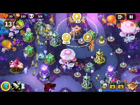 Hero Defense King - Stage 50 - Challenge |