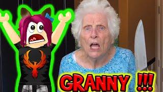 İlk Granny | Roblox Granny | Emeksiz Yayıncı