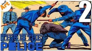 Прохождение This is the Police - 2 - Женская драка, секс-выставка, вандализм.