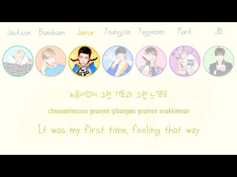 GOT7 – My Whole Body Is Reacting (온몸이 반응해) [Color coded Han|Rom|Eng lyrics]