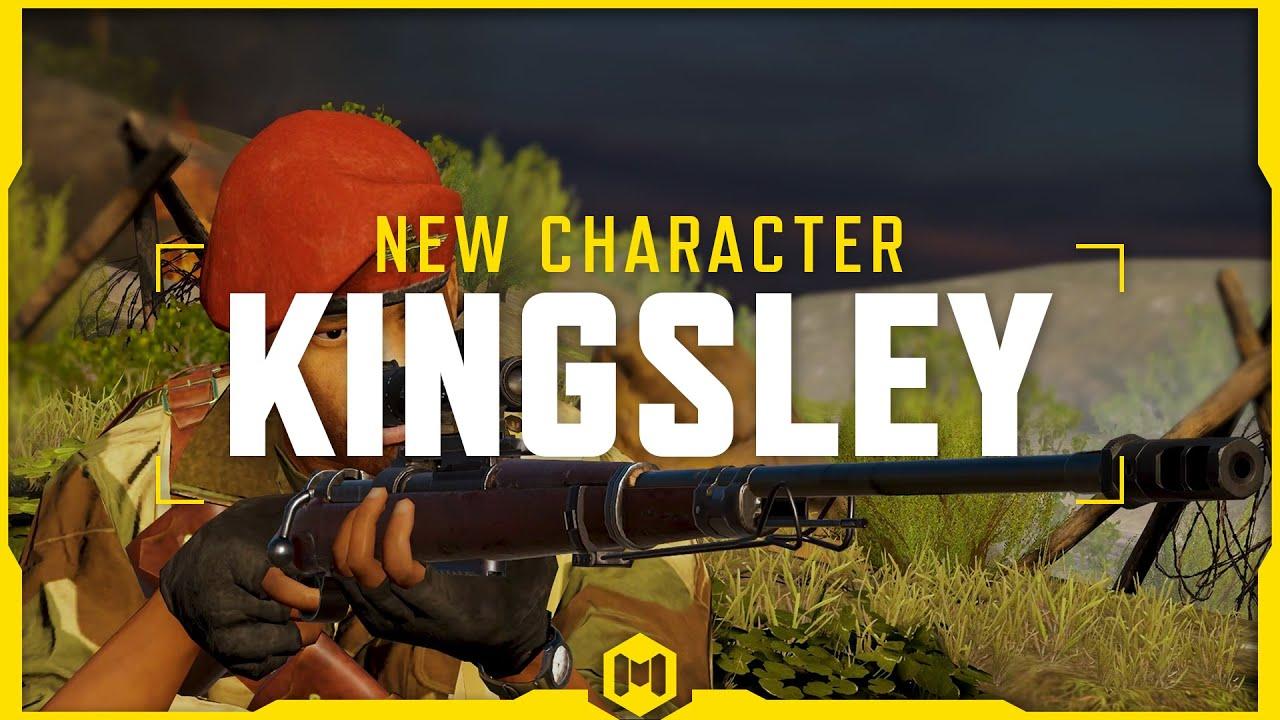 Call of Duty®: Mobile - Arthur Kingsley Operator Event