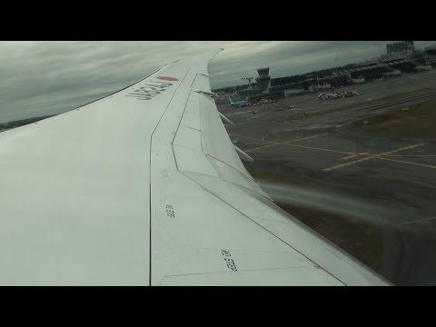 Japan Airlines Boeing 787 Dreamliner Flight from Helsinki to Tokyo (full HD)