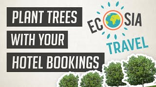 Ecosia Travel | Make your travel Greener for free! 🌳🌍🌳