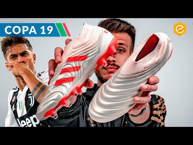 Le SCARPE di DYBALA svelate! adidas COPA 19+ YouTube