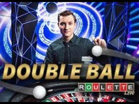 How To Play Double Ball Roulette Evolution Gaming Casino🔥
