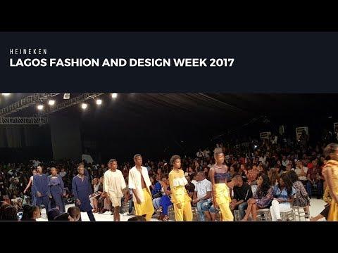 Heineken Lagos Fashion and Design Week 2017