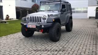 """Jeep Wrangler """"RubiKICK"""" Hemi 6,4 V8 supercharged by allradpauli"""