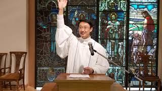 York United Ministries Online Worship on September 13, 2020 - Rev. Andrew K. Lee 이건영 목사 (UCC)