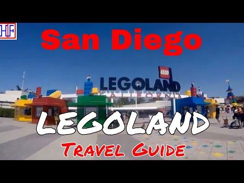 San Diego | LEGOLAND California Theme Park | Tourist Attractions | Episode# 5