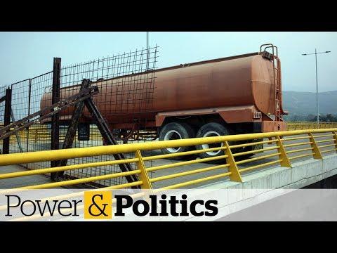 Venezuelan forces blocking aid | Power & Politics Mp3