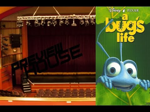 Opening To A Bug S Life 1999 Australian Vhs Previewhouse Youtube