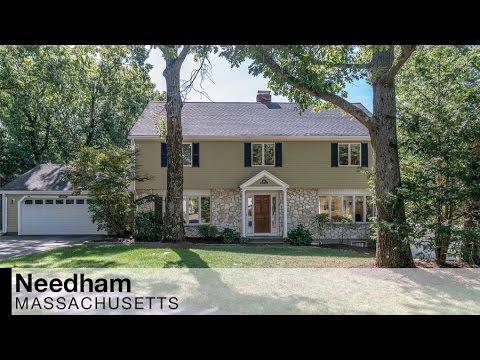 Video of 40 Canavan CIrcle   Needham, Massachusetts real estate & homes by Ned Mahohey