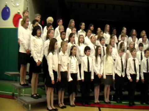 Schuylkill School Chorus Here in My House