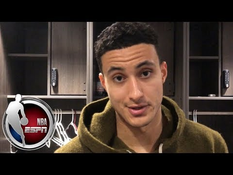 Kyle Kuzma praises Lakers' defense in win vs. Kings | NBA on ESPN