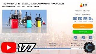 Oil & Gasoline on the Blockchain | SRT Coin | Smart Refinery Technology