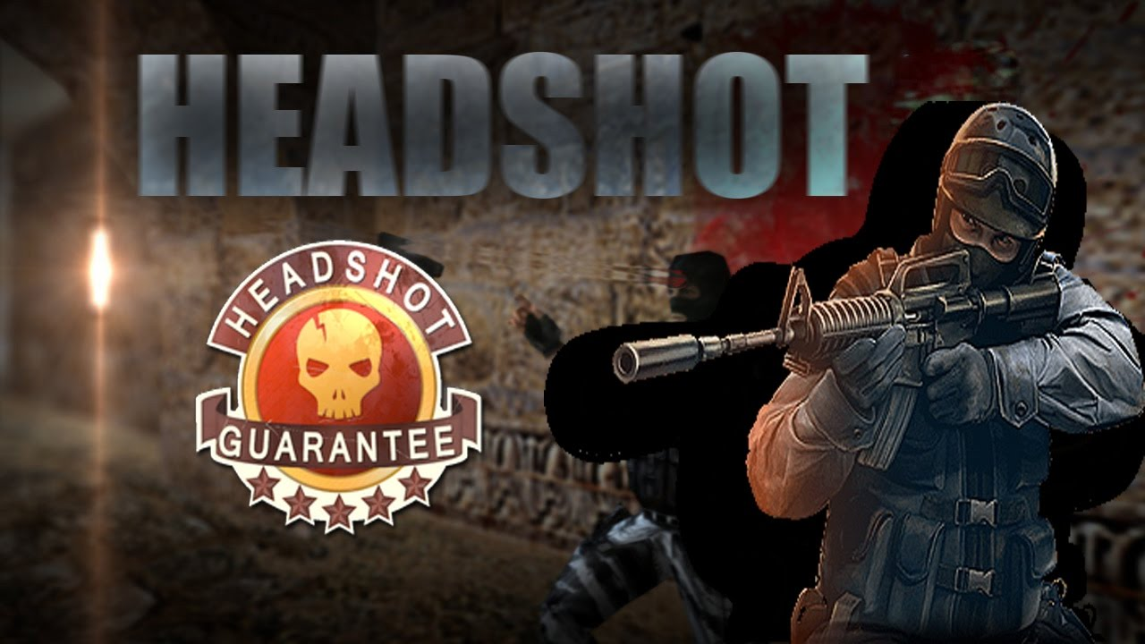 GAMING : KILLING HEADSHOT IN COUNTER STRIKE 1.6 !