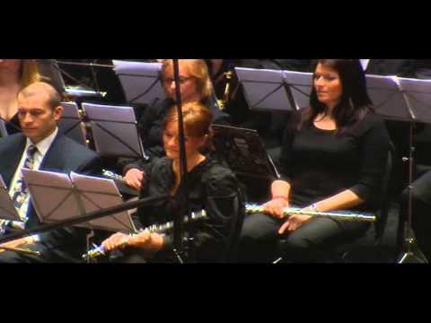 NM 2009, Lillestrøm Musikkorps - David Maslanka - Symphony nr. 8