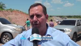 Zé de Fátima: Ponte de Flores e a maior obra da historia no desenvolvimento de Flores