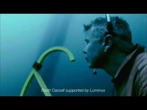 Scott Cassell  - American Explorer, Underwater Filmmaker and Counterterrorism Operative