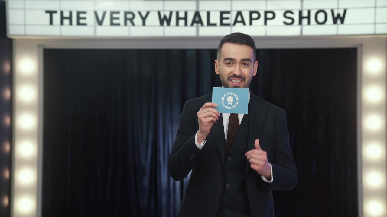Celebrating New Year's the Whaleapp way
