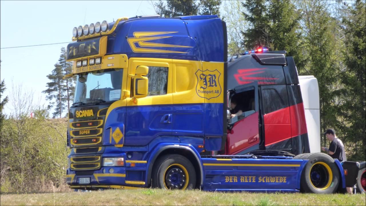 stockholm truck meet 2016