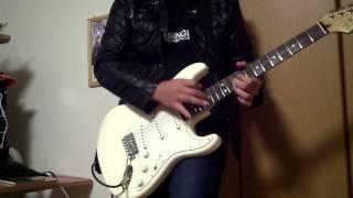 浜田省吾のMoney弾いてみました。FenderMexのストラトとアンプはBlackSt...