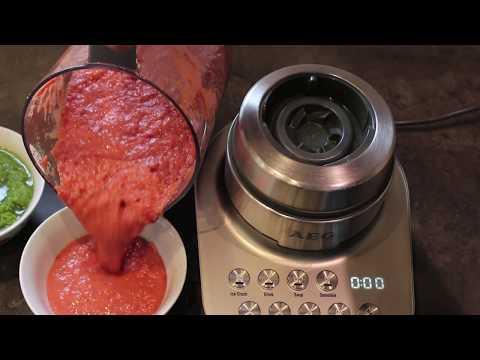 0 - AEG Hochleistungsmixer GourmetPro