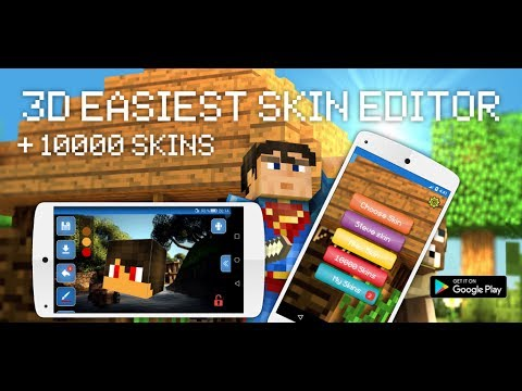skin editor 3d pro apk