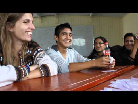 Teaching English in Lima, Peru with Tarpuy Sonqo