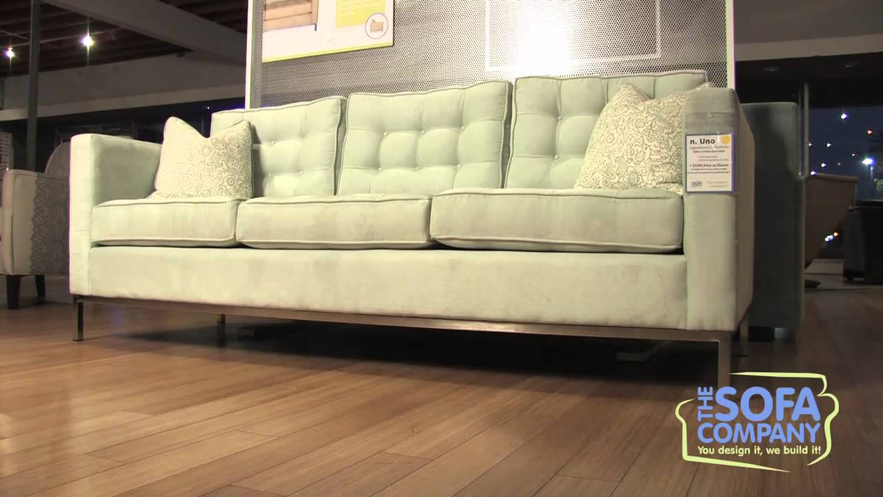 The Bottom Of The Sofa The Sofa Company Training Youtube
