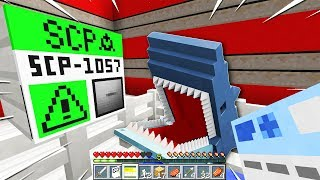 Gambar cover L'SCP 1057 È UNO SQUALO SPAVENTOSO, STATE LONTANI!! — Minecraft ITA