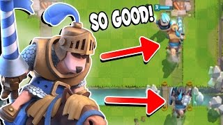 Clash Royale DOUBLE PRINCE ARE INSANE! Beast Double Prince Deck & Lets Chat