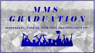 Middlesex Middle School Graduation - Class of 2018