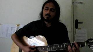 Thaney - carnatic based vocals and rhythm guitar