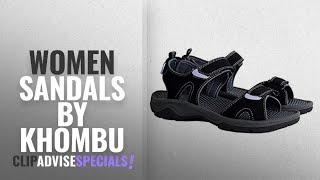 Top 5 Khombu Women Sandals [2018]: Khombu Ladies' River Sandals For Women - Walking Hiking Casual