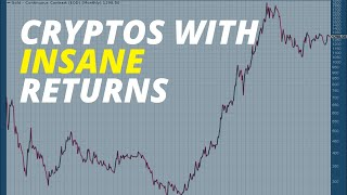 Top 5 Cryptos (Altcoins) With Insane Returns This Year!