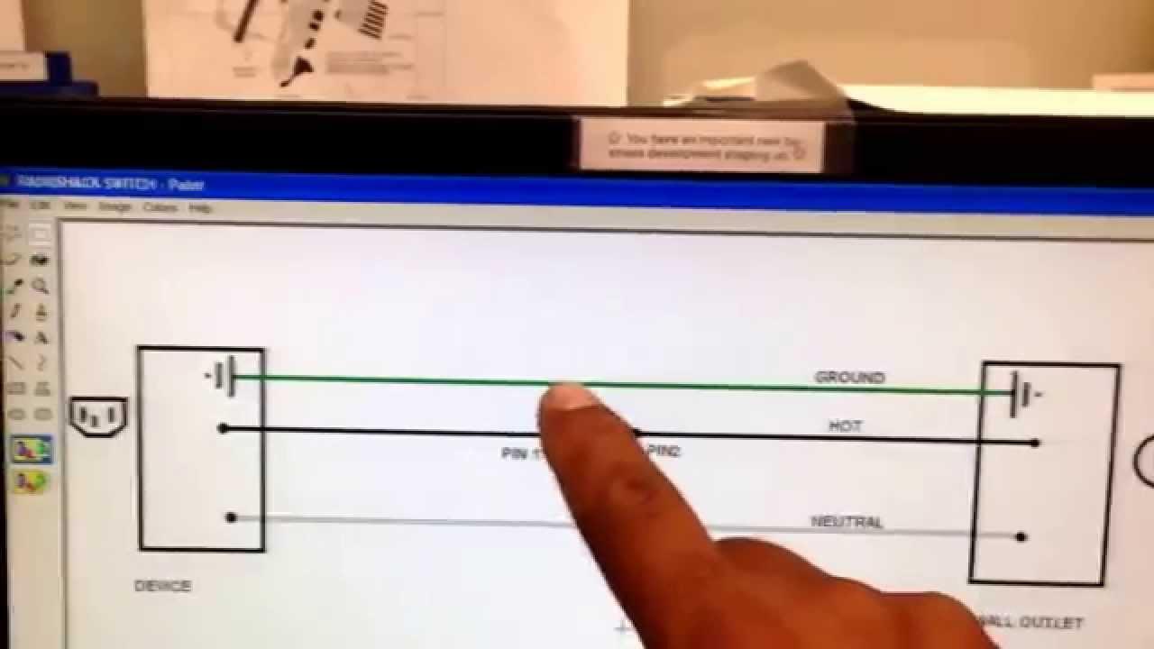 Diagram Toggle Wiring Rocker Switch Chrysler Sebring Diagrams An Illuminated Radioshack 275-021 - Youtube