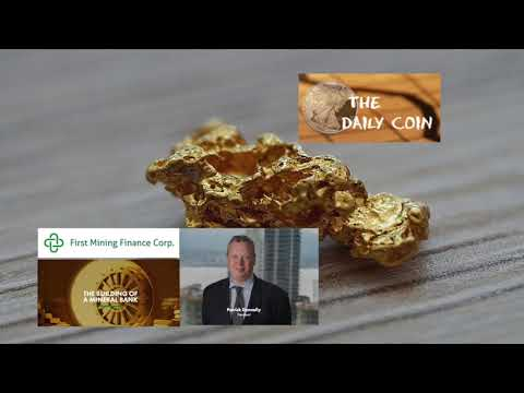 Patrick Donnelly 5.5 Million Ounces of Gold with an Economy in Decline