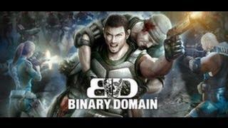 Binary Domain Gameplay (PC/HD)
