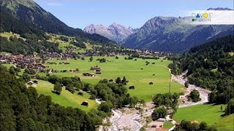 Sommer in Davos Klosters