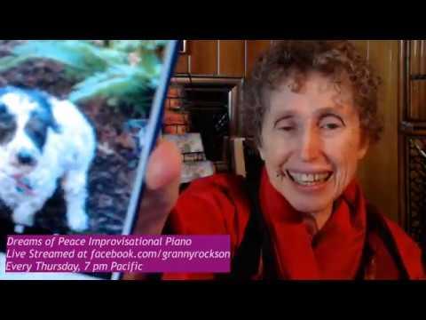 Dreams of Peace Improvisational Piano, Beth Green, 2 20 20