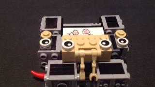 Lego Stopmotion Undertale Flowey Boss