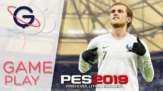 PES 2019 : Premier Match en ligne !