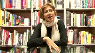 Dialogues, 5 questions à Amanda Sthers