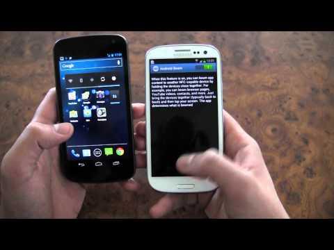 Samsung Galaxy S3 icmalı