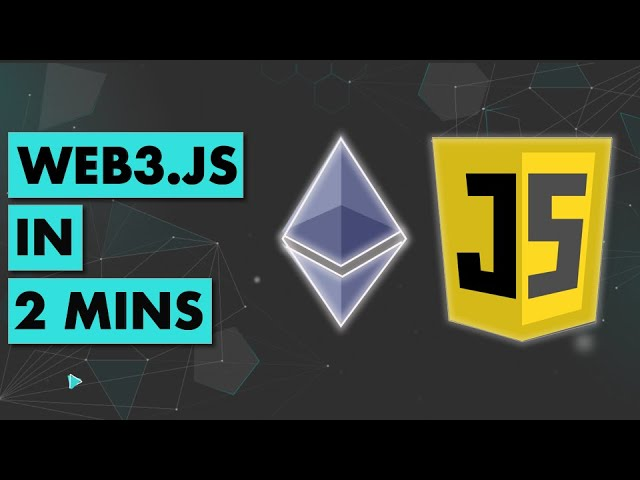 Web3.js in 2 mins